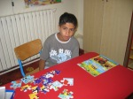 Time out for puzzles