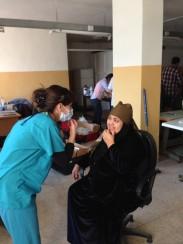 Dental clinic in Septmember 2013