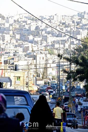 Streets of Amman