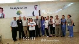 Some of our wonderful volunteers