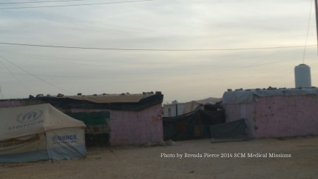 Inside Zaatari