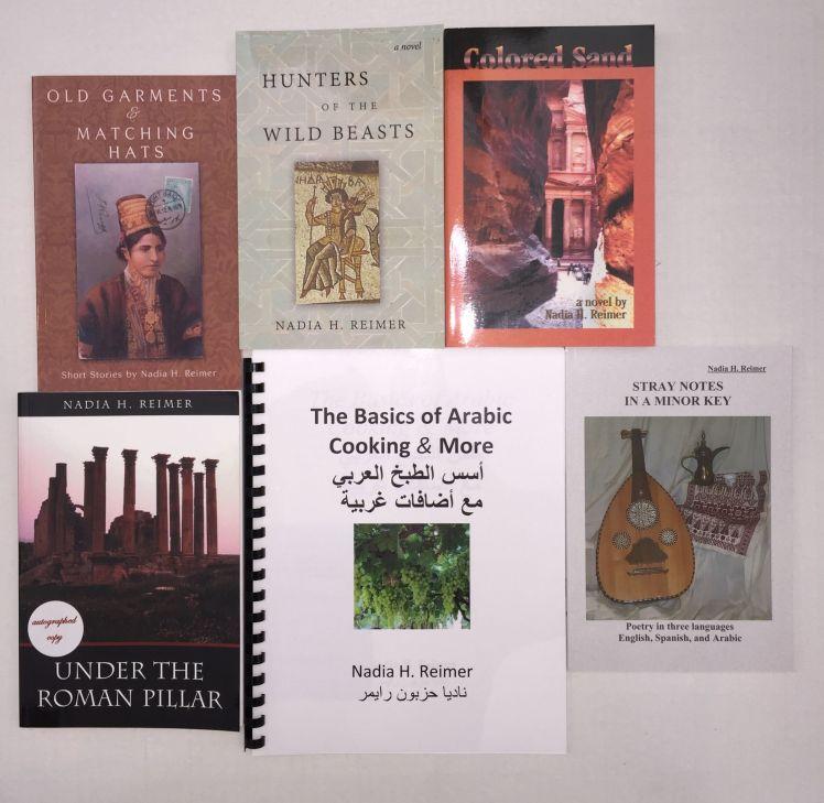 Nadia Reimer Books