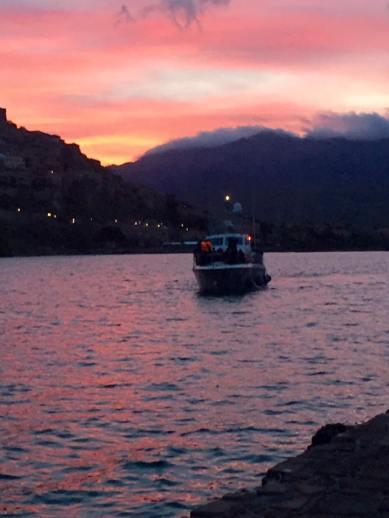 Nunu-Afghan and Iraqi refugees arriving in Molyvos via Greek Coast Guard